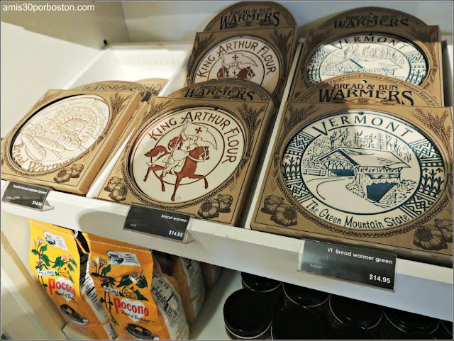 Tienda Insignia King Arthur Flour, Vermont