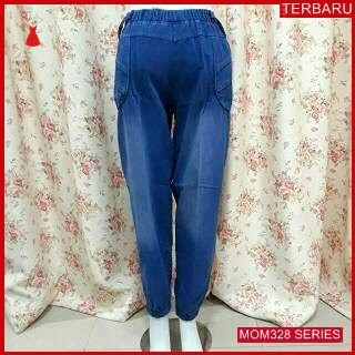 MOM328C20 Celana Hamil Jeans Aladin Jasmine Celanahamil Ibu Hamil