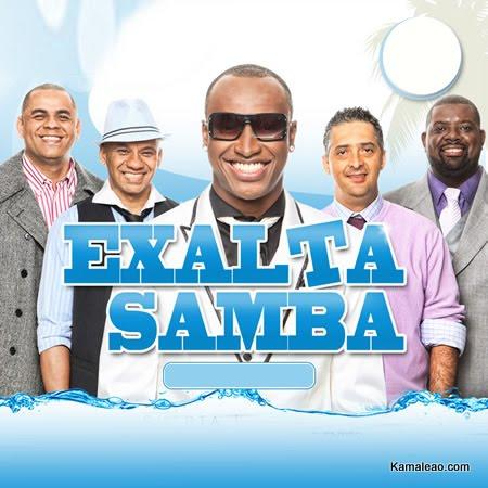 o novo cd de exaltasamba 2011
