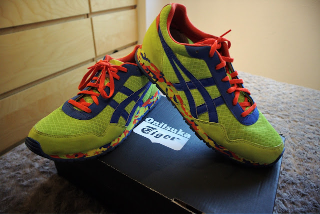 Asics Onitsuka tiger curreo d50qq-8942, aiscs, onitsuka, onitsuka tiger, curreo, sneakers, multicolor, multicolour,
