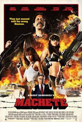 Sinopsis Film Machete (2010)