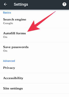 browser autofill form kese start kare 4