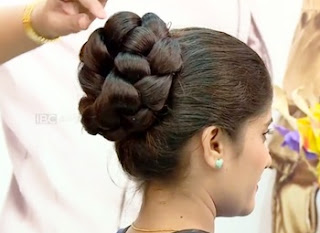 Hair Styles for Modern Dress  | IBC Tamil Tv