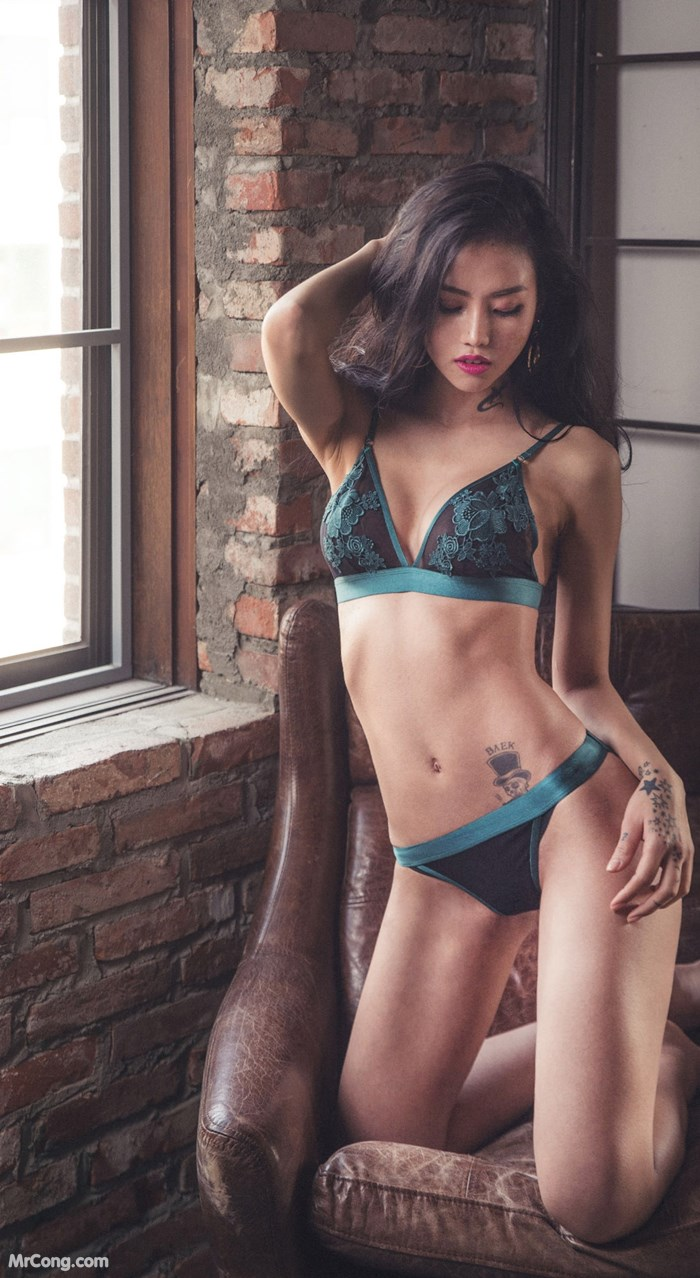 Image Korean-Model-Baek-Ye-Jin-MrCong.com-008 in post Người đẹp Baek Ye Jin trong bộ ảnh nội y tháng 10/2017 (148 ảnh)