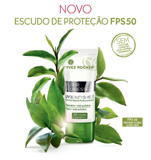 UV Beauty Shield Elixir Jeunesse da Yves Rocher