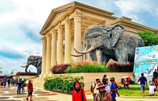 Pilihan Tempat Rekreasi menarik yang wajib dikunjungi di Malang Jatim Park II