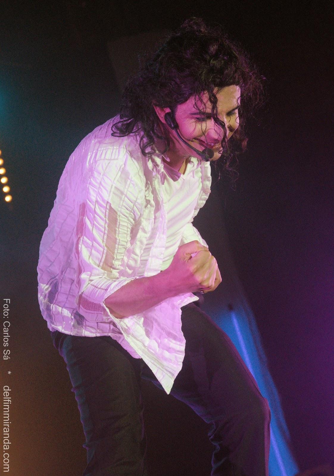 Delfim Miranda - Michael Jackson Tribute - Human Nature - Live