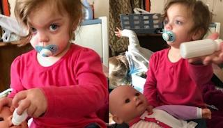 Κopιτσάκι 2 ετών πέθανε από το κρύο έξω από το σπίτι της- Περιφερόταν μόνο του για ώρες