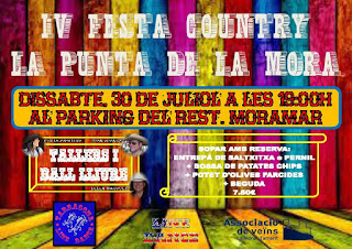 Festa Country Punta de la Mora