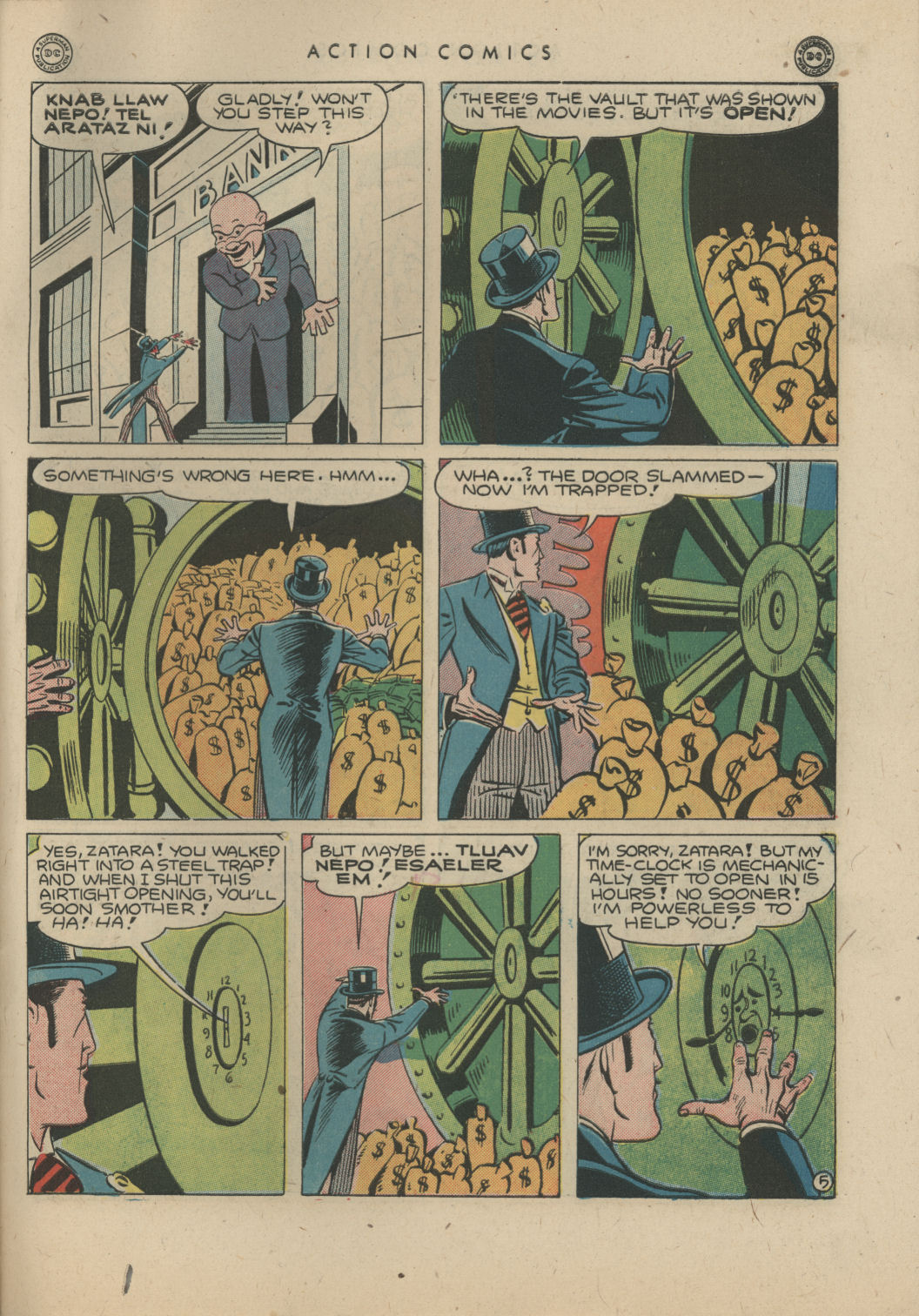 Read online Action Comics (1938) comic -  Issue #83 - 46