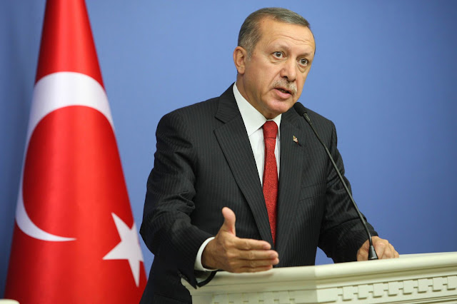 تعرف علي رد فعل رجب اردوغان بعد ان أعلن دونالد ترامب ان القدس عاصمة لإسرائيل