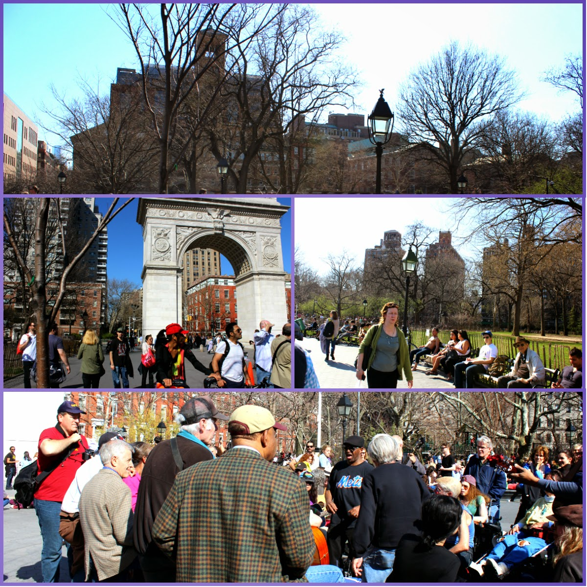 NYU Weekend On The Square