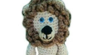 Little Amigurumi Lion : Little bigfoot lion free crochet pattern amigurumi to go
