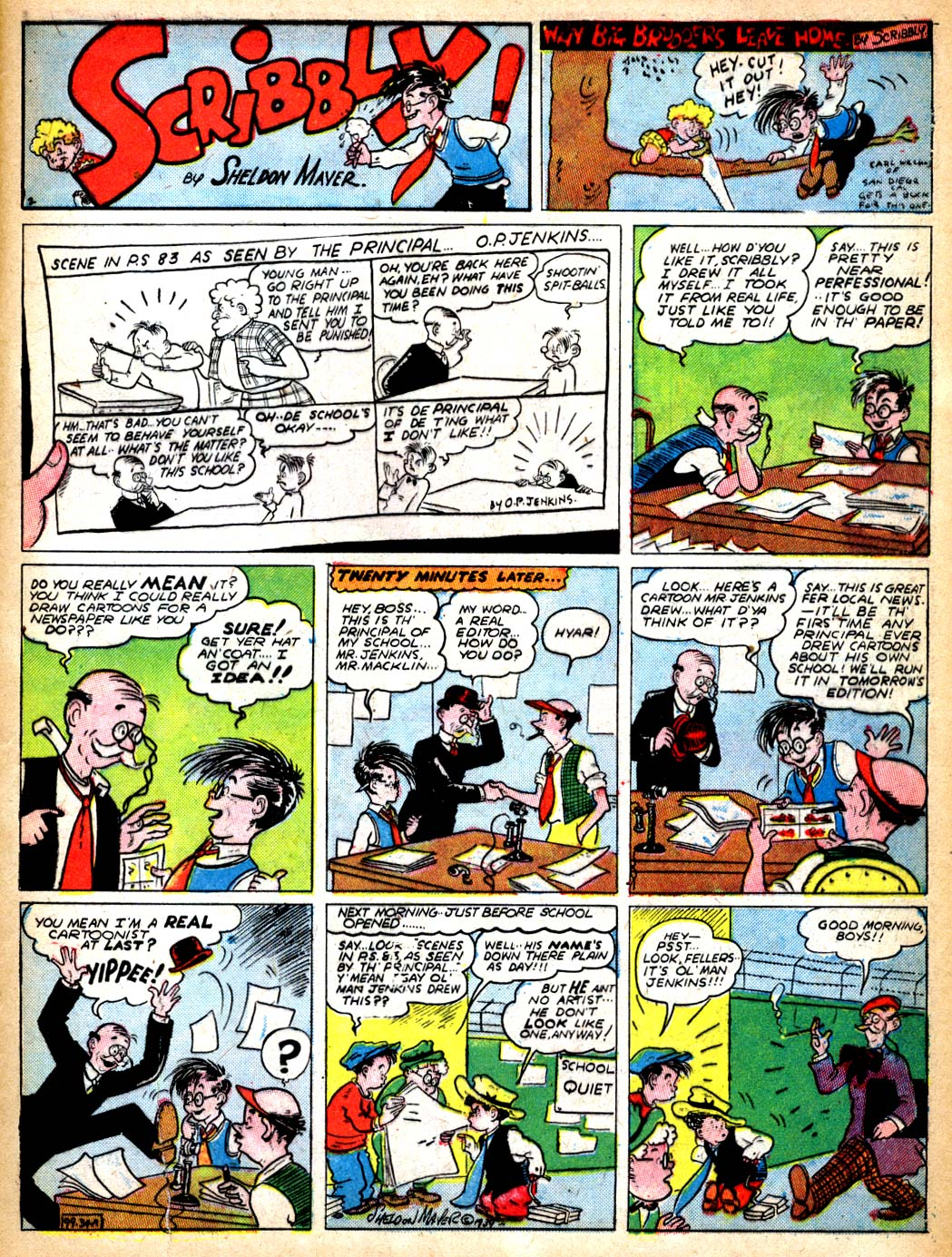 Read online All-American Comics (1939) comic -  Issue #9 - 49