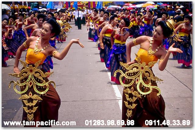 Tìm hiểu lịch sử văn hóa Thái Lan