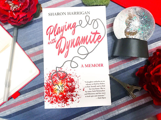 Book Review: Playing with Dynamite by Sharon Harrigan - A Paper Arrow