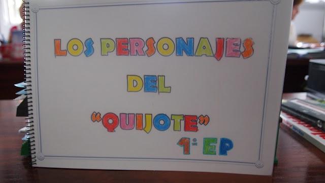 Los personajes del Quijote