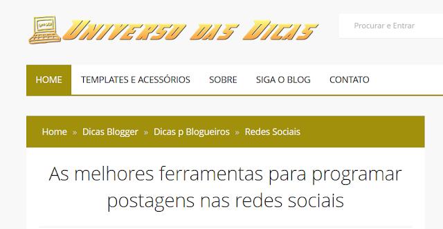 http://www.universodasdicas.com/2017/03/programar-post-nas-redes-sociais.html