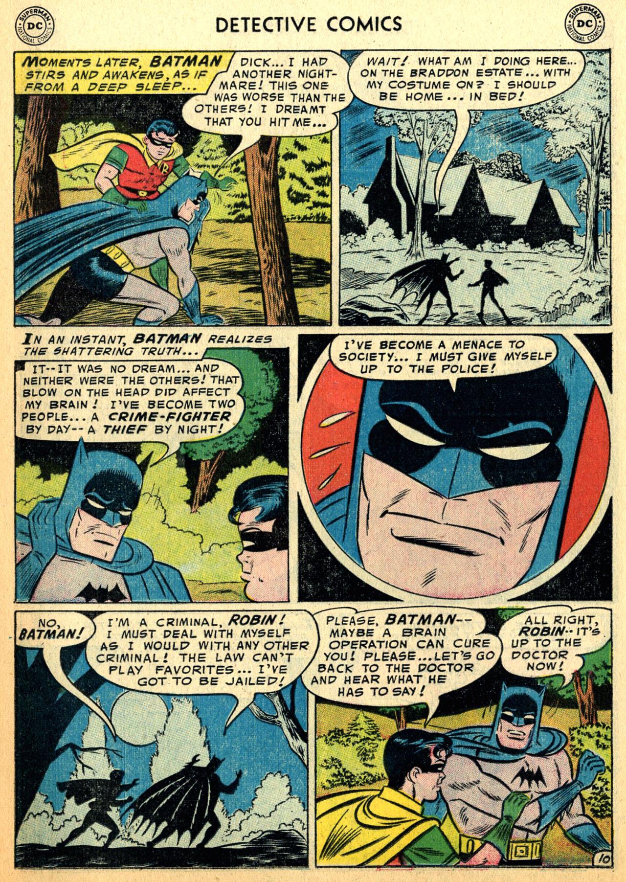 Detective Comics (1937) 228 Page 11