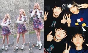 Sao Hàn 7/12: Baek Hyun tỏ tình Suho, Jessica khoe chân thon nuột với váy ngắn