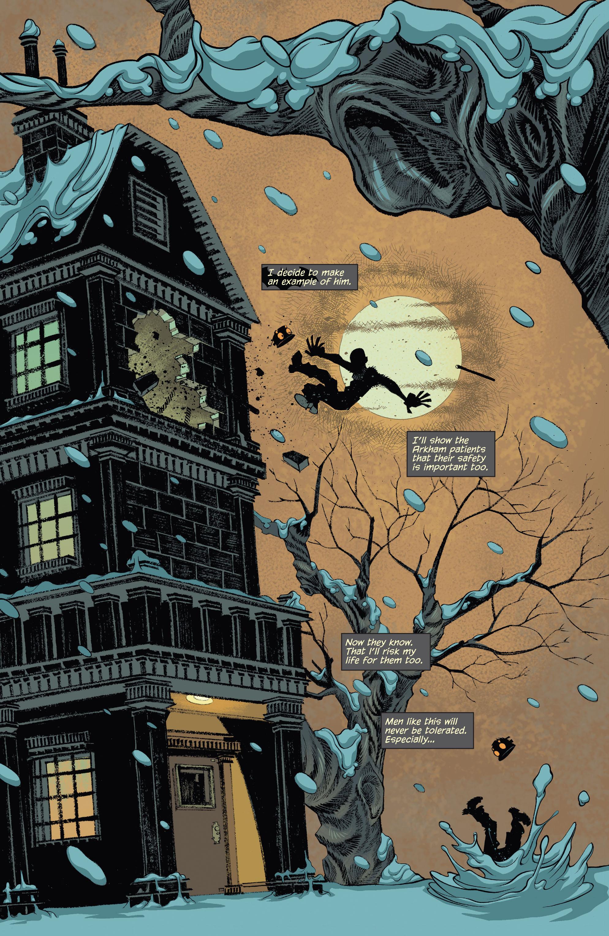 Read online Arkham Manor comic -  Issue #5 - 10