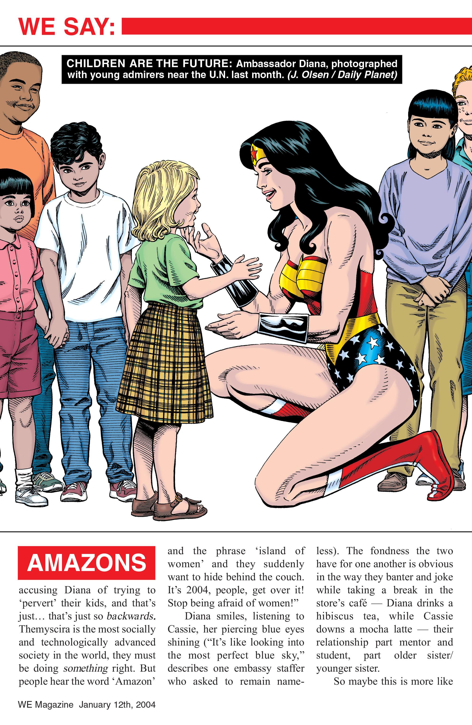 Read online Wonder Woman (1987) comic -  Issue #200 - 48