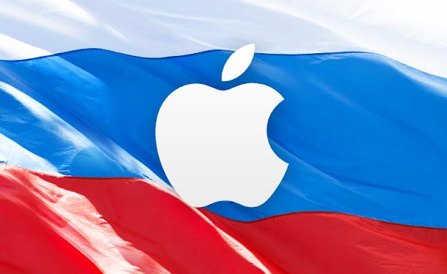 выросли продажи Mac в россии