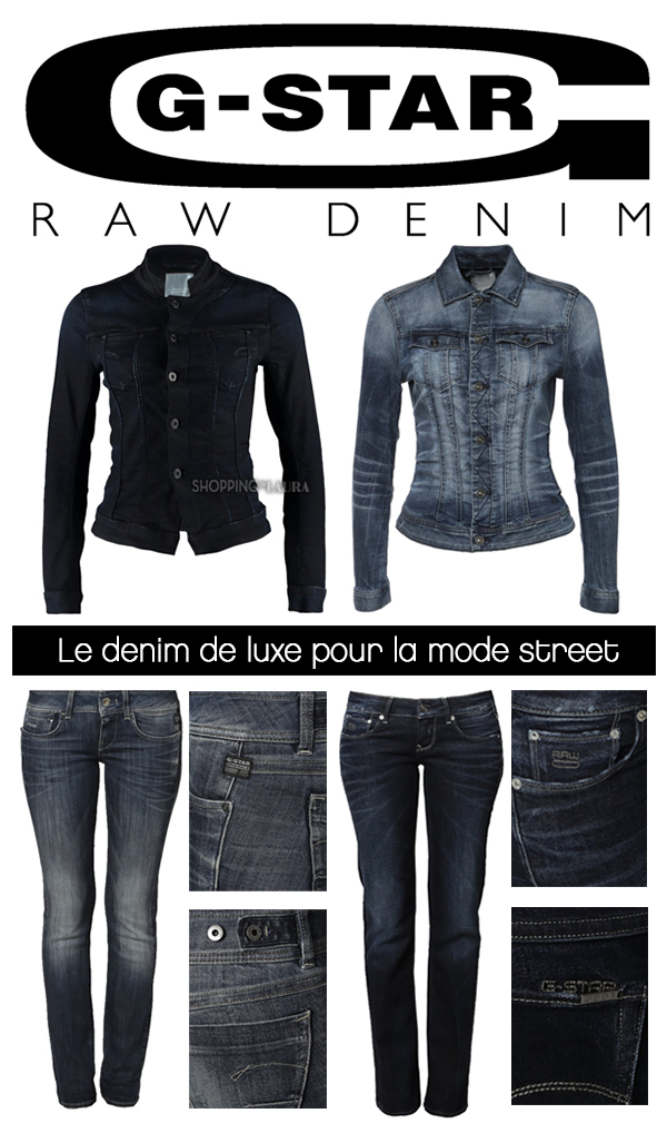 Collection jean femme G-STAR RAW