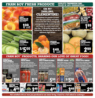 Farm Boy weekly flyer January 11 - 17, 2018