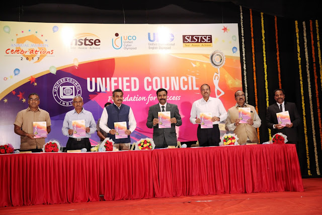 Unified Council National Talent Search Annual Awards -2017