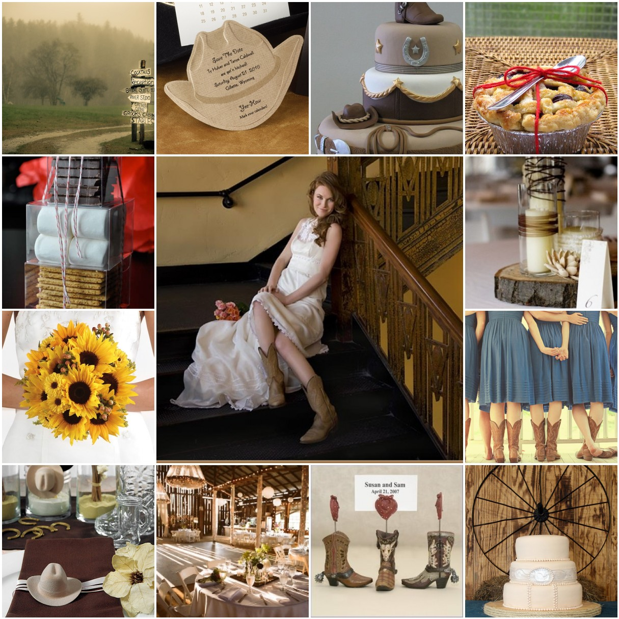 western wedding ideas western wedding ideas Western Wedding Reception doing