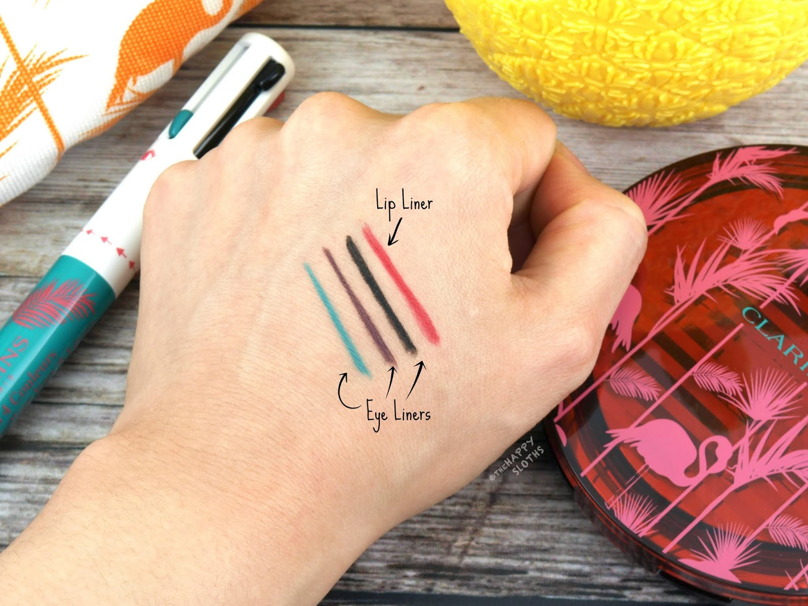 Clarins | Summer 2018 4-Color All-in-One-Pen: Review and Swatches