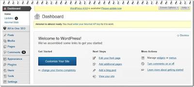 wealthy affiliate wordpress