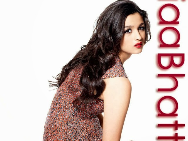 Sexy Actress Alia Bhatt Latest Hd Wallpapers 2014 Free Download