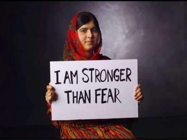 Cesareti Korkusundan Büyük Olan Kız: Malala Yousafzai