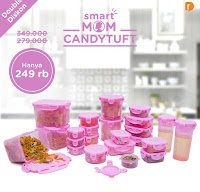 Dusdusan Smart Mom Candytuft Set Of 23 ANDHIMIND