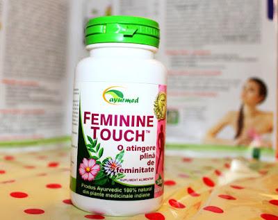 Feminine touch - tonic al aparatului genital feminin