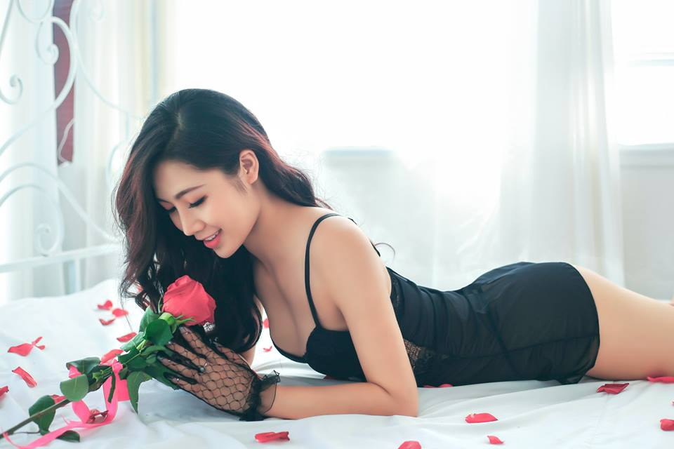 Album hot girl xinh đẹp dáng chuẩn khỏi cần chỉnh , HOT GIRL FACEBOOK 5