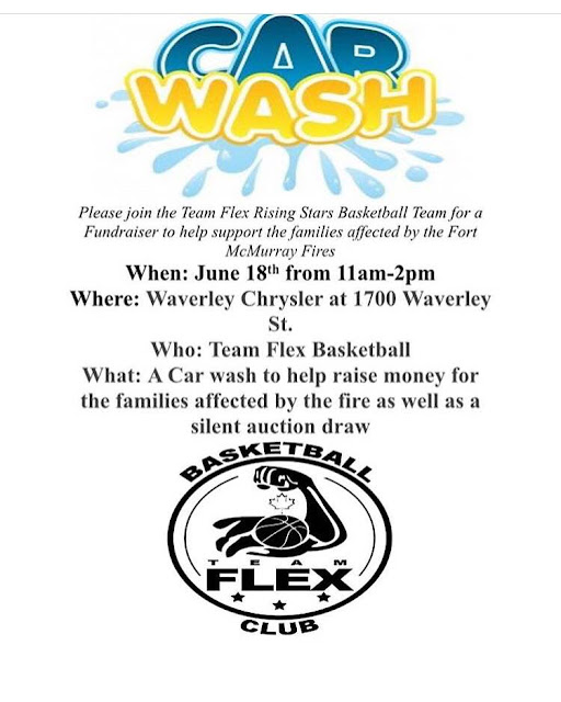 Jerrys Car Wash >> Flex Basketball Club Hosting Car Wash Fundraiser in ...