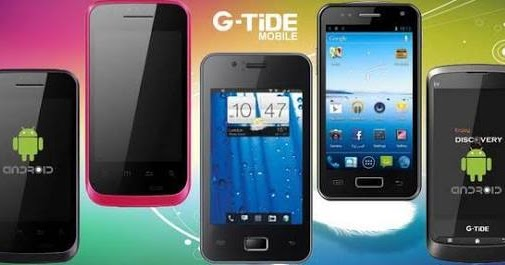 Download Link: G-Tide E77 Stock ROM Firmwarefor