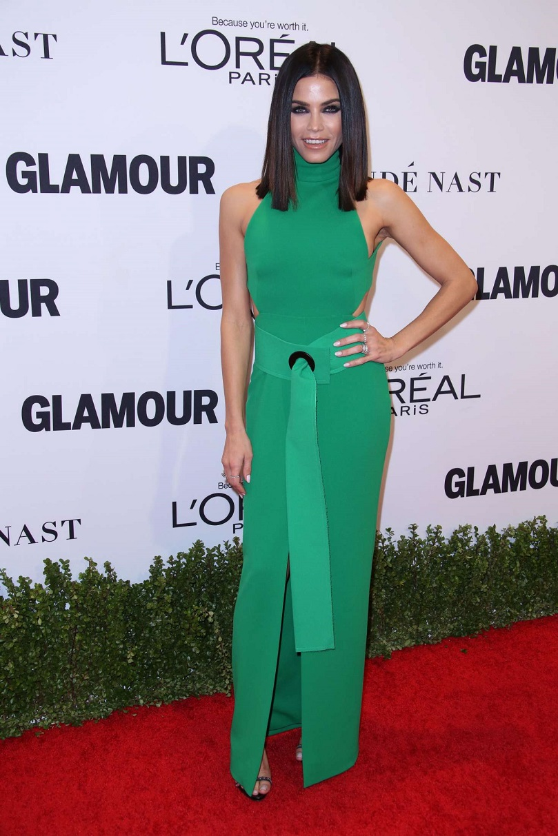 Jenna Dewan Tatum – 2016 Glamour Women Of The Year in Los Angeles