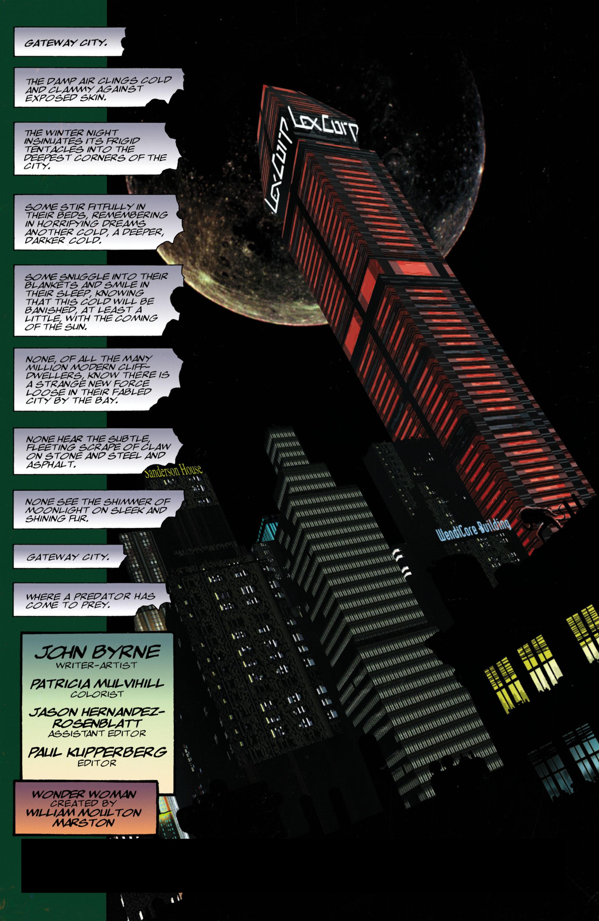 Read online Wonder Woman (1987) comic -  Issue #118 - 2