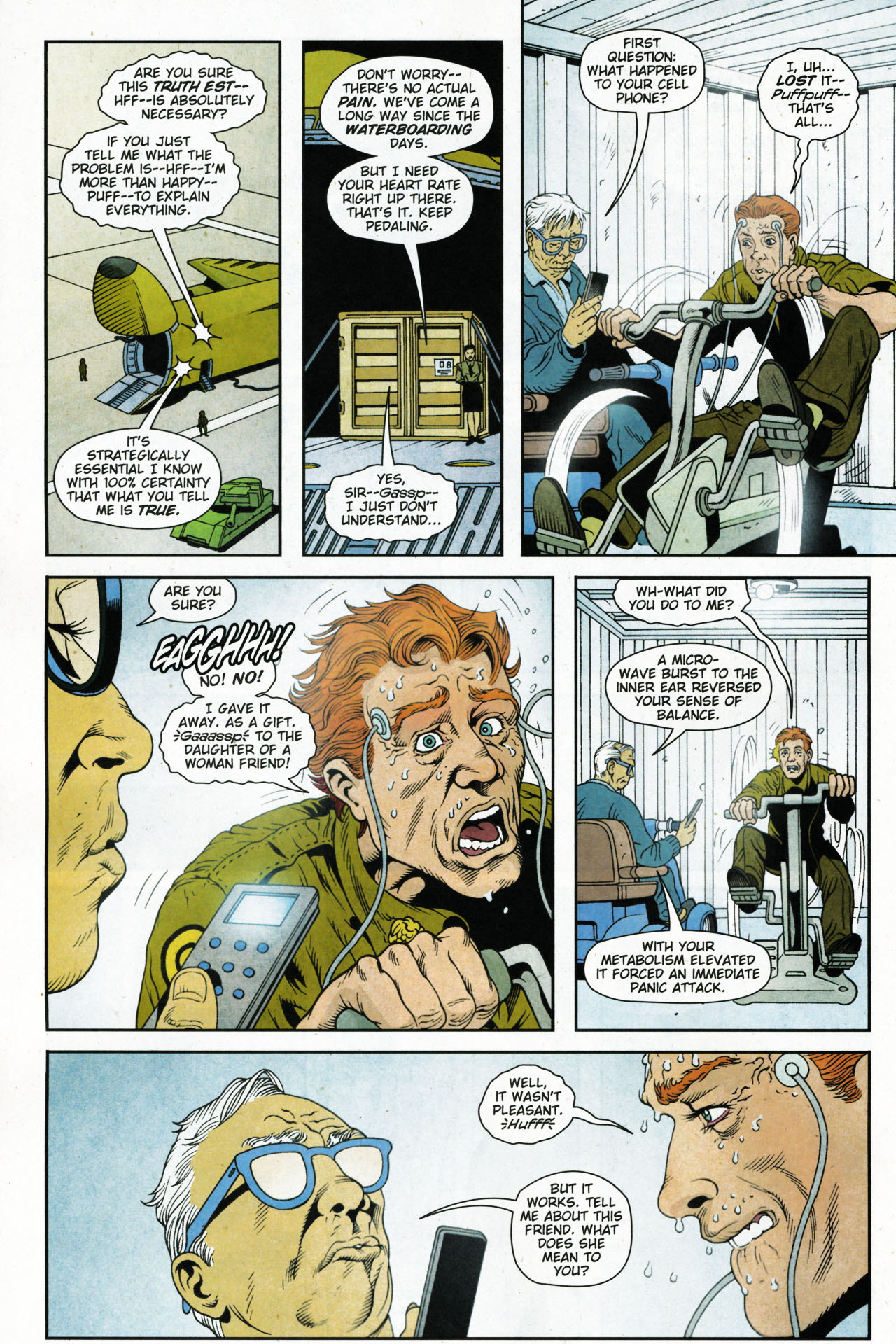 Read online Army @ Love comic -  Issue #4 - 21