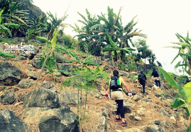 Trail Mt. Pamitinan