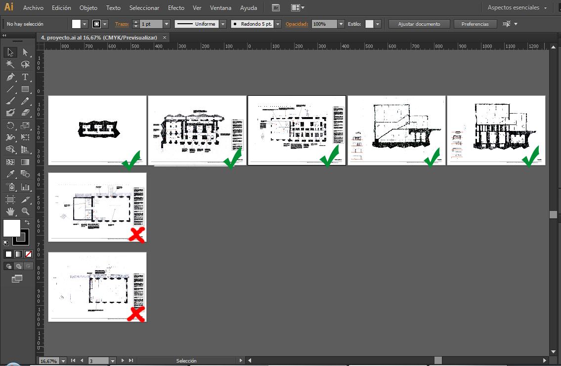 Elegir Las Mesas De Trabajo Que Quieres Trazar En Pdf En Illustrator Aytuto Blog