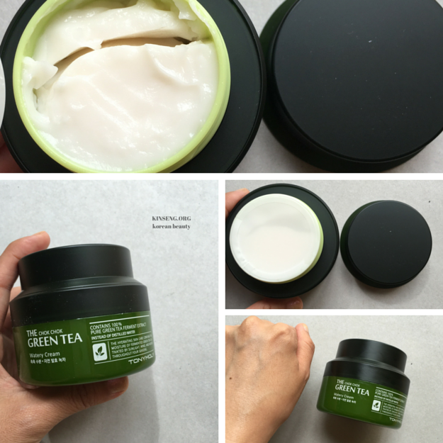 Primera Alpine Berry Watery Cream review,  Tonymoly The Chok Chok Green Tea Watery Cream review,  Tonymoly The Chok Chok Green Tea Cleansing Water review
