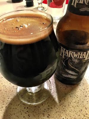 Narwhal by Sierra Nevada Brewing Co. | A Hoppy Medium #beerfriday