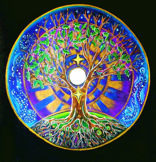 ART FULL MUSINGS: TREE OF LIFE