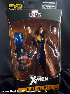 Marvel Legends Multiple Man Action Figure