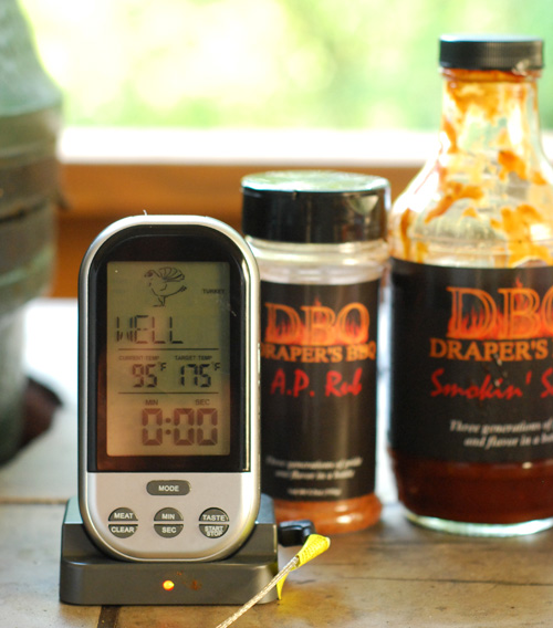 Nibble Me This: Master Forge Wireless Thermometer